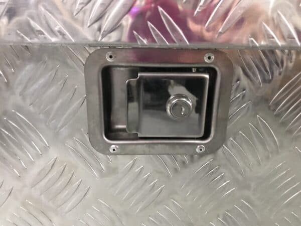 Trailer Truck Aluminum Tool Box 1-1454